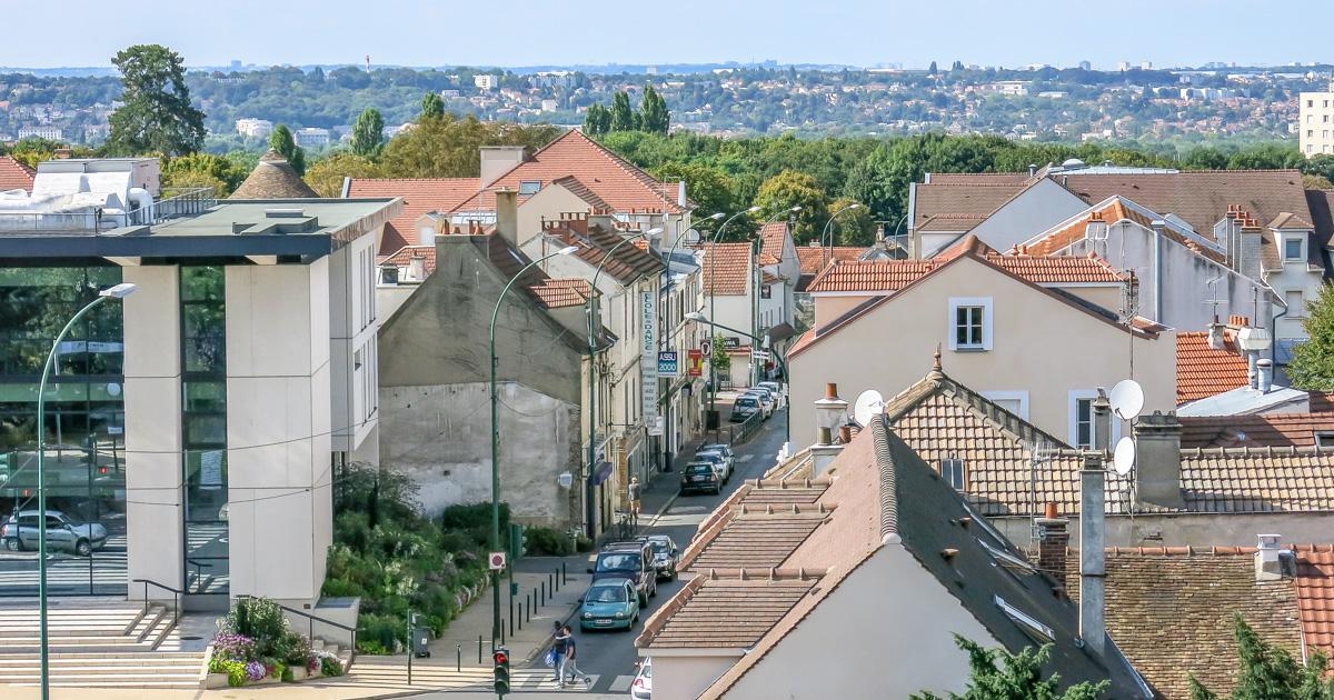 Occupation Du Domaine Public Montgeron